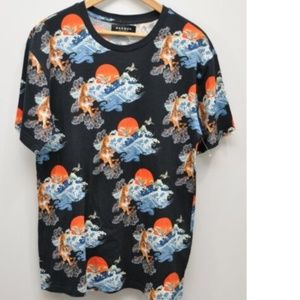 PacSun Los Angeles Men's Asian inspired Tiger